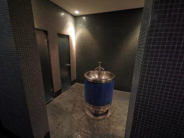 grand hyatt berlin club olympus duschen