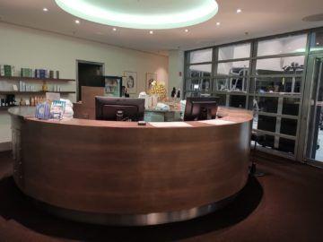 grand hyatt berlin club olympus empfang
