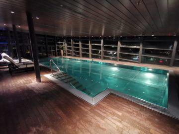 grand hyatt berlin club olympus schwimmbecken
