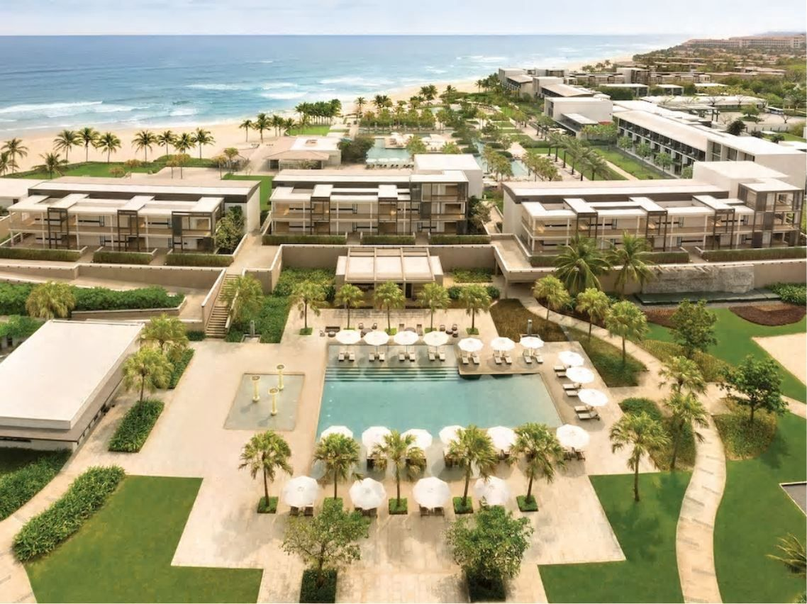 Hyatt Regency Danang Resort And Spa Aussenansicht