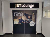 Jet Lounge Wien Eingangstür Beitragsbild