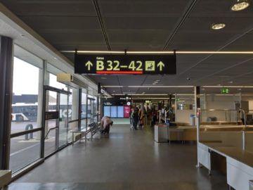 Jet Lounge Wien Hinweg Gates