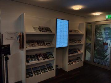 Jet Lounge Wien Monitor Zeitschriften