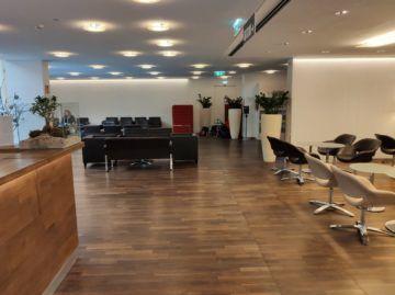 Jet Lounge Wien Sitzbereich Nahe Eingang