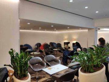 Jet Lounge Wien Sitzbereiche Rechts 2
