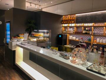Lufthansa Senator Cafe Muenchen Bar