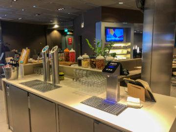 Lufthansa Senator Lounge Muenchen G28 14