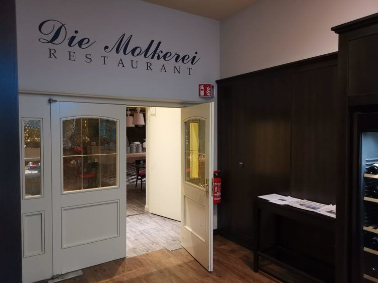 Marriott Muenchen Airport Die Molkerei Restaurant