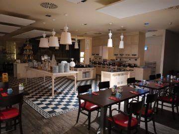 Marriott Muenchen Airport Die Molkerei Restaurant2