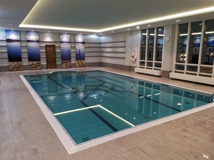 Marriott Muenchen Airport Lavida Schwimmbad