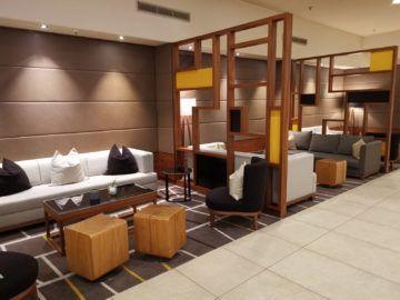 Marriott Muenchen Airport Lobby