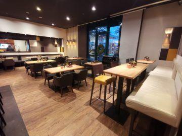 Marriott Muenchen Airport Loden Bar Lounge