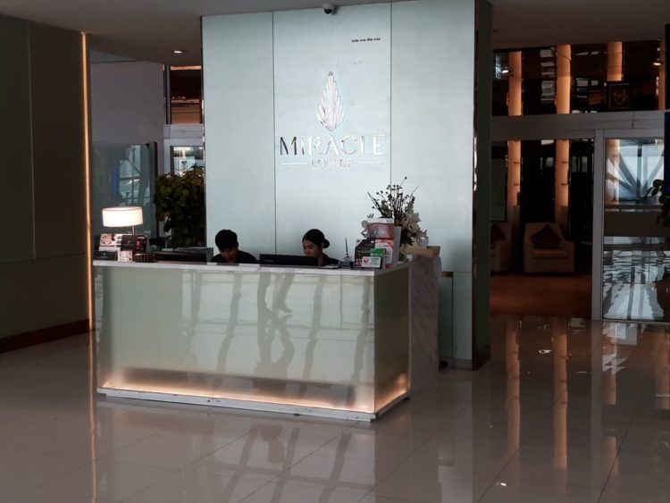 Miracle Lounge Bangkok Concourse D