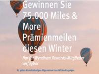 Mit Wyndham Rewards 75.000 Miles & More Punkte Gewinnen 3
