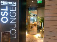 Osl Premium Lounge Oslo Eingang Premium Lounge
