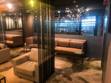Osl Premium Lounge Oslo Hinterer Teil Der Lounge