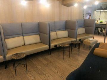 Osl Premium Lounge Oslo Sitzmoeglichkeiten Steckdose