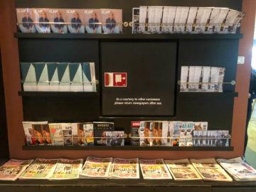 Osl Premium Lounge Oslo Zeitschriften