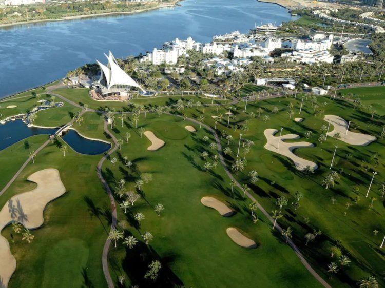 Park Hyatt Dubai Luftaufnahme Copyright