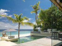 Park Hyatt Malediven Hadahaa Park Pool Villa Meerblick Copyright