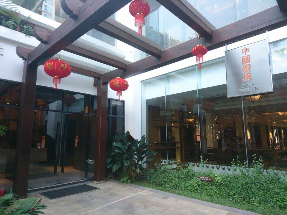 Shangri-La Chiang Mai China Kitchen