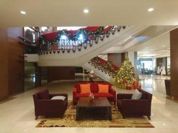 Shangri-La Chiang Mai Lobby