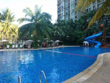Shangri-La Chiang Mai Pool Rutsche