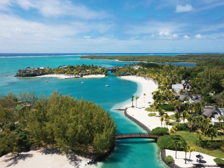 shangri la le touessrok resort and spa mauritius
