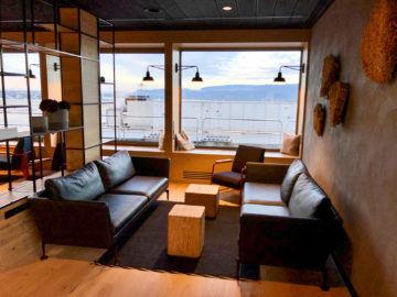 Swiss Alpine Lougne Zurich Sofa