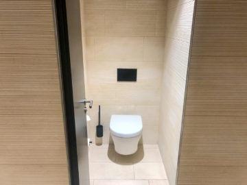 Swiss Alpine Lougne Zurich Toilette