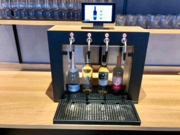 Swiss Alpine Lougne Zurich Weinauswahl