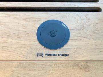 Swiss Alpine Lougne Zurich Wireless Charger