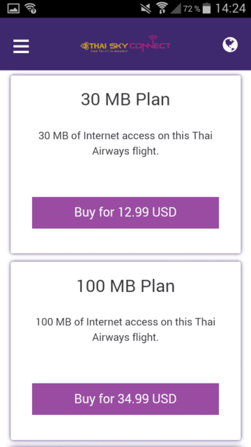 thai airways business class airbus a380 osaka bangkok wifi preise2