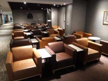 Thai Airways Royal Silk Lounge D