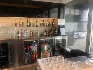 The House Lounge Sydney Hochprozentiger Alkohol