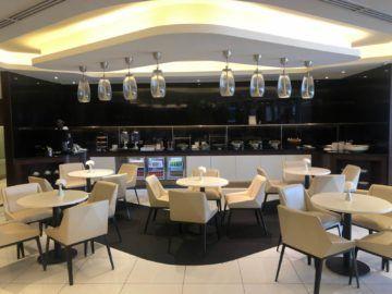 The House Lounge Sydney Sitzmoeglichkeiten Buffet