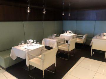 The House Lounge Sydney Tische Restaurantbereich