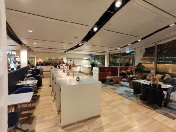 Vinga Lounge Göteborg Ausblick Lounge Von Fensterfront