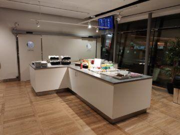 Vinga Lounge Göteborg Buffet Bereich