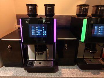 Vinga Lounge Göteborg Kaffeemaschine