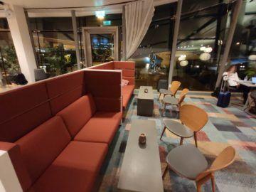 Vinga Lounge Göteborg Sitzbereich Links