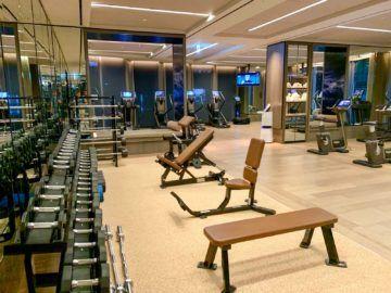 Four Seasons Seoul Fitness 2