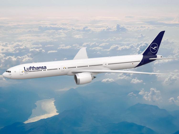 Lufthansa Boeing 777 9 Beitragsbild Copyright