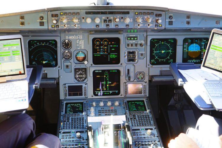 Pixabay Flugzeug Cockpit