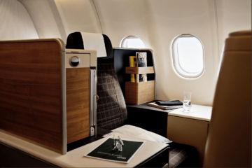 Swiss A340 Neue First Class Copyright