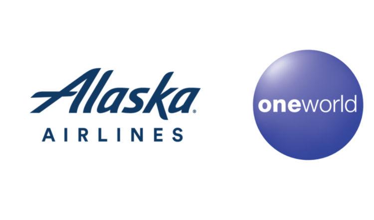 Alaska Airlines Oneworld Beitritt