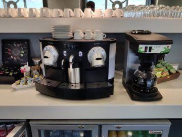 Cip Lounge Athen Kaffeemaschinen
