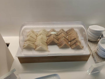 Cip Lounge Athen Sandwiches