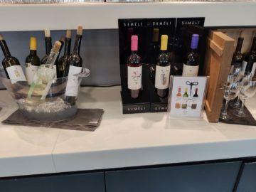 Cip Lounge Athen Wein