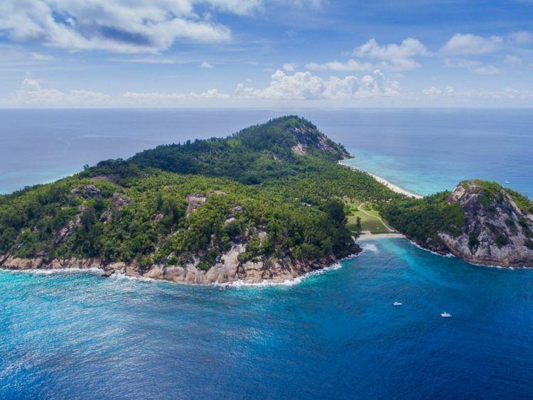 North Island Resort Seychelles Copyright 2